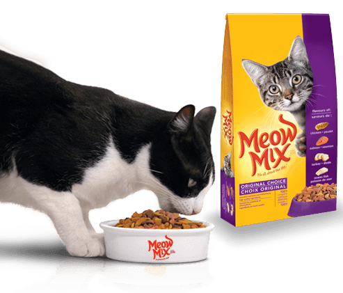 Meow Mix Wet Cat Food Ingredients